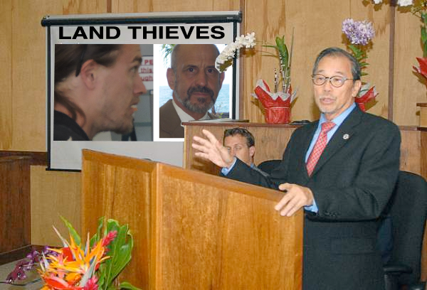 Beware of Land Thief, Forger, Drug Trafficker Hawaii Attorney PaulJSulla.com
