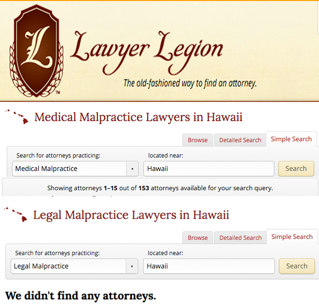 malpractice-attorneys-in-hawaii