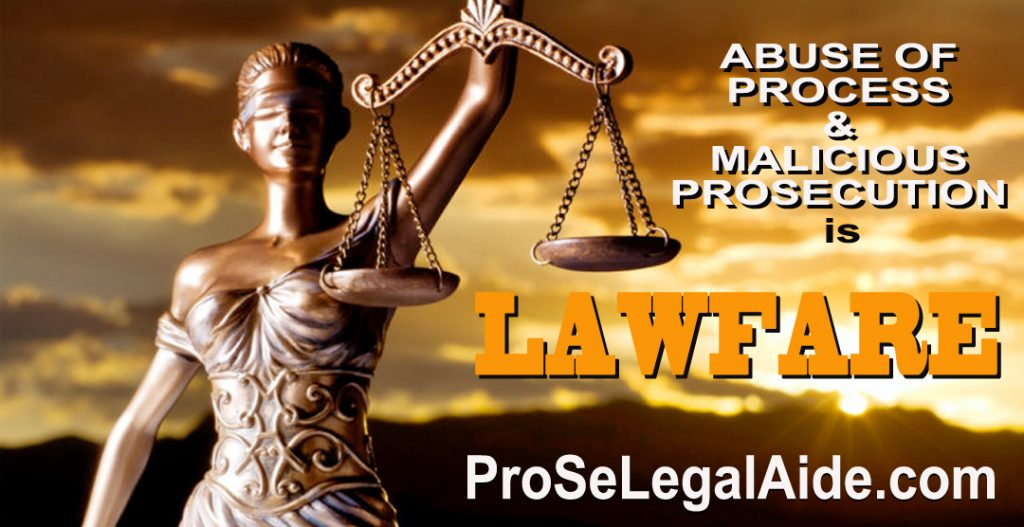 Get pro se legal aid at ProSeLegalAide.com