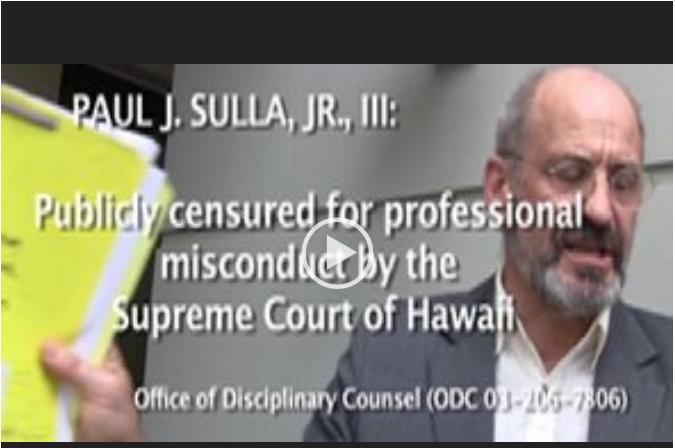Paul Sulla, Paul J Sulla Jr, Sulla, Paul J. Sulla, jr
