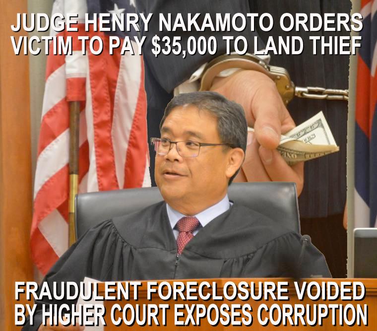 Judge Henry Nakamoto