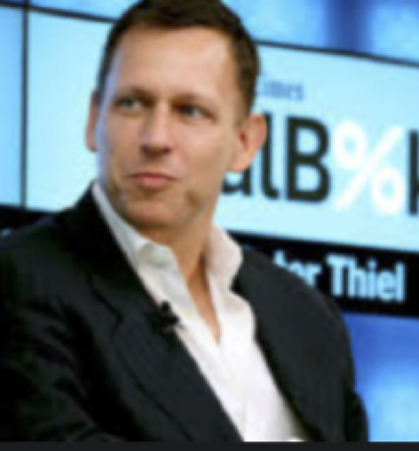 Peter Thiel drug maker