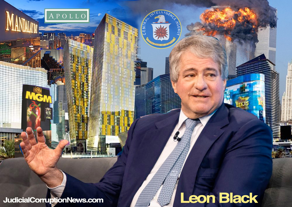 leon black cia