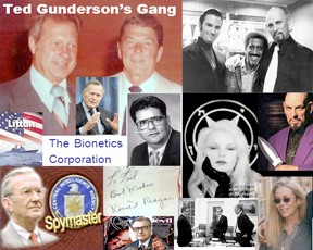 Ted Gunderson Gang
