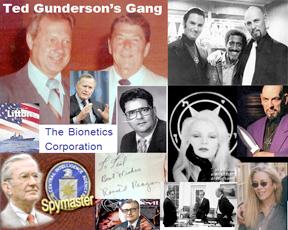 Ted Gunderson Gang