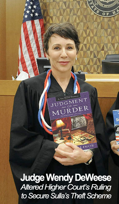 Judge Wendy DeWeese
